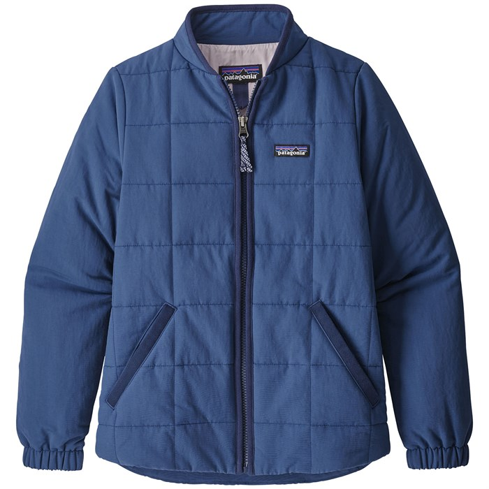 Patagonia - Quilted Bomber Shacket - Girls'