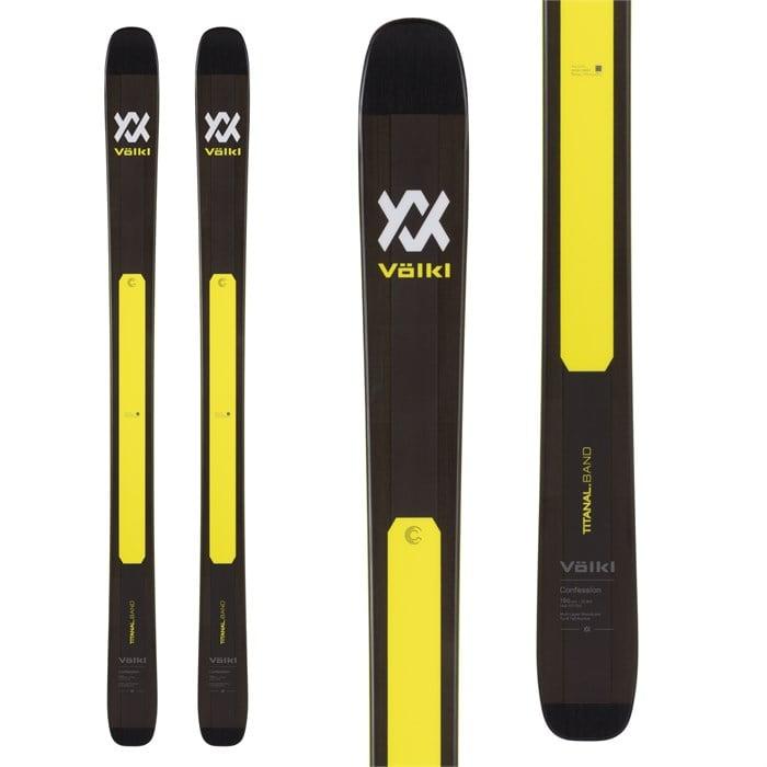 Volkl - Confession Skis 2019 - Used