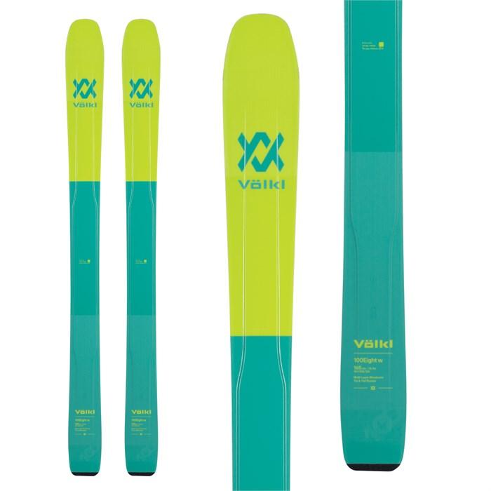 Volkl - 100Eight W Skis - Women's 2020 - Used