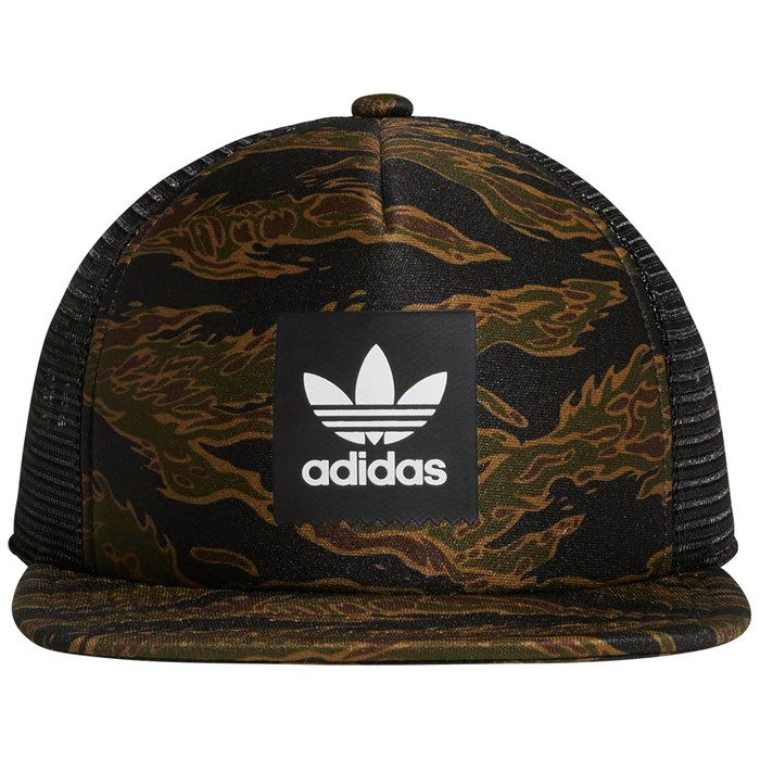 24c919ad Adidas - Trucker Camo Hat ...