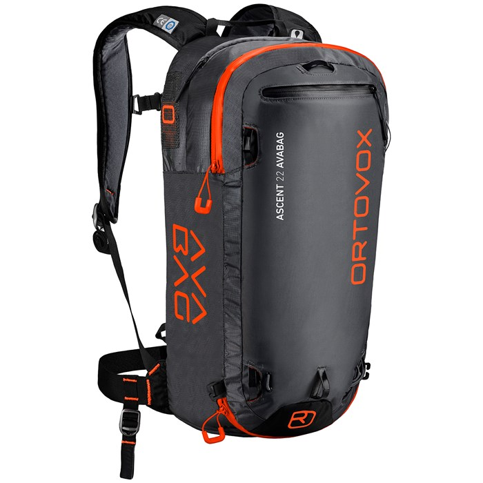 Ortovox - Ascent 22L Avabag Kit Airbag