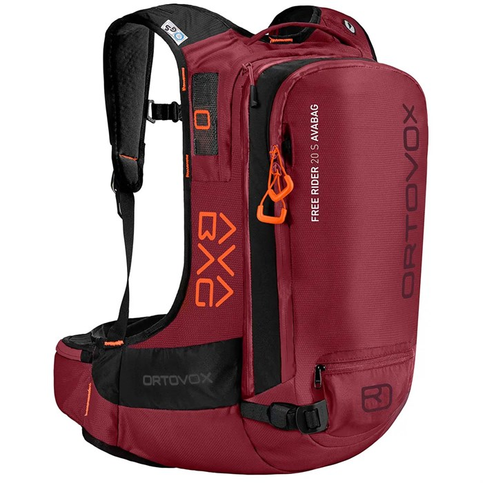 Ortovox - Free Rider 20L S Avabag Airbag