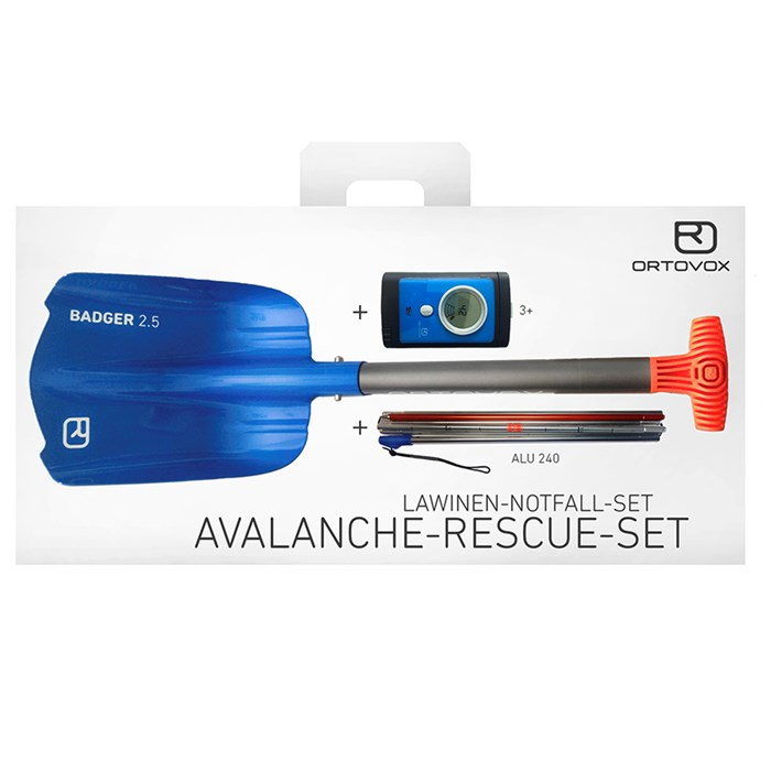 Ortovox - 3+ Avalanche Rescue Kit