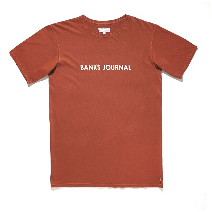Banks - Label T-Shirt