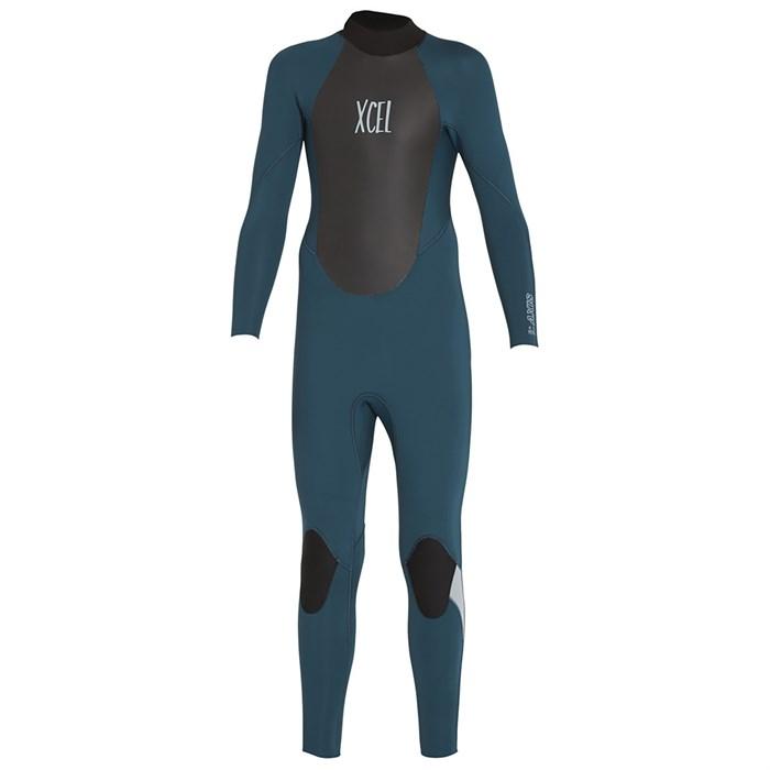 XCEL - 4/3 Axis Backzip Wetsuit - Kids'