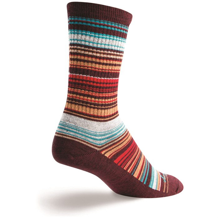 SockGuy - Horizon Wool Crew Bike Socks