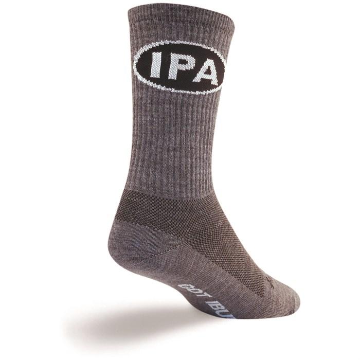 SockGuy - IPA Wool Crew Bike Socks