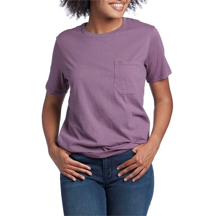 Richer Poorer - Crew Pocket T-Shirt - Women's