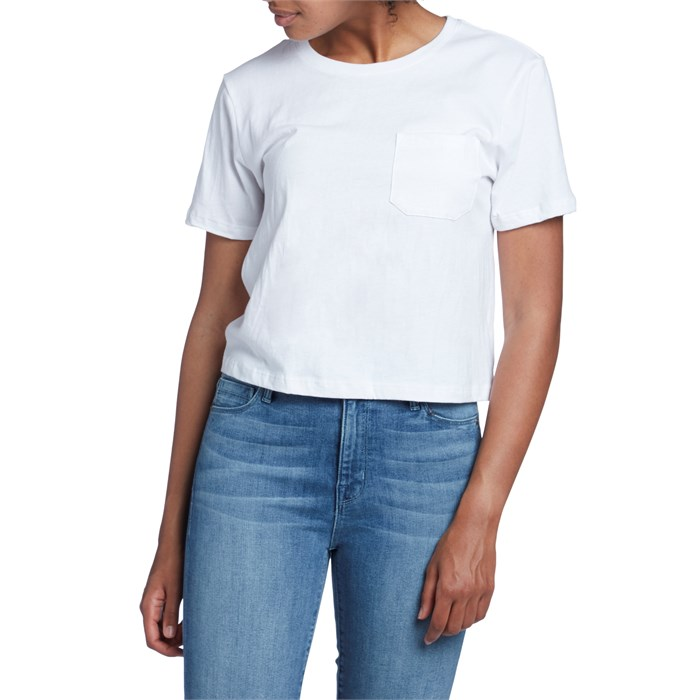 Richer Poorer - Boxy Crop T-Shirt - Women's