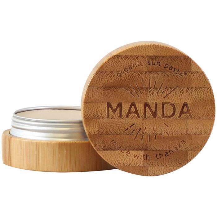 Manda - Organic Sun Paste (SPF 50)