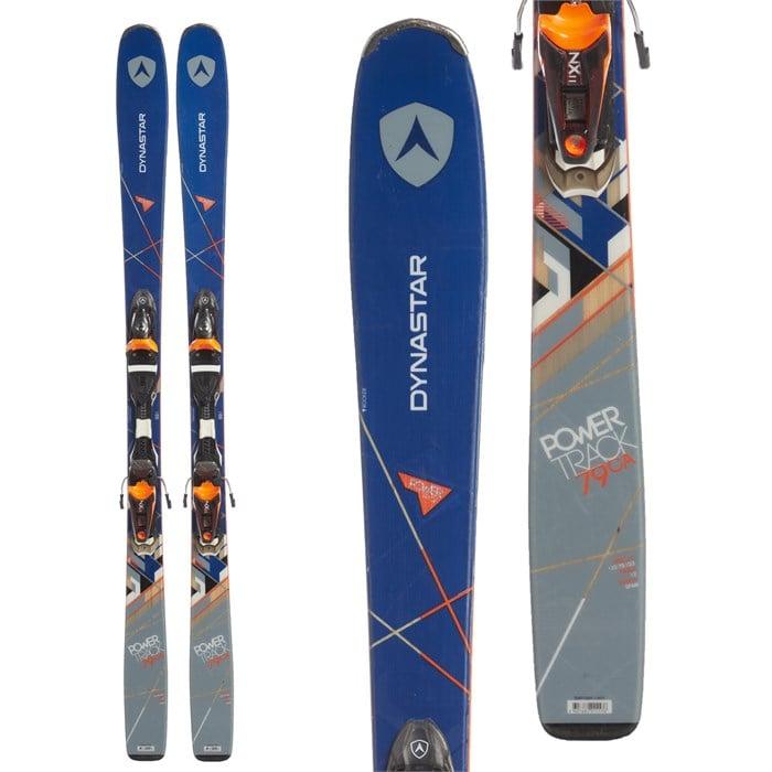 Dynastar - Powertrack 79 CA Skis + NX 11 Bindings 2017 - Used