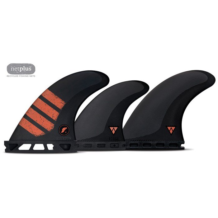 Futures - F4 Small Alpha Five Fin Set
