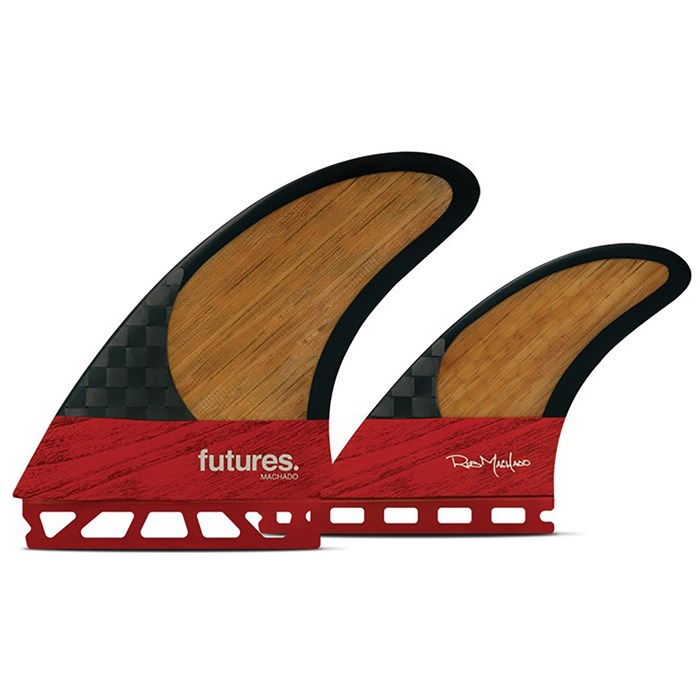 Futures - Machado Blackstix 3.0 Twin+1 Fin Set