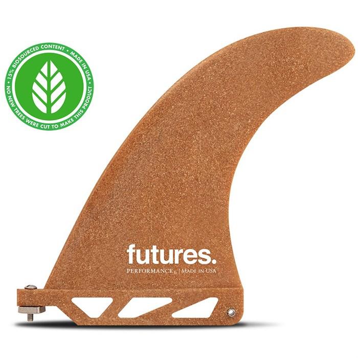 "Futures - 6"" Performance RWC Longboard Fin"