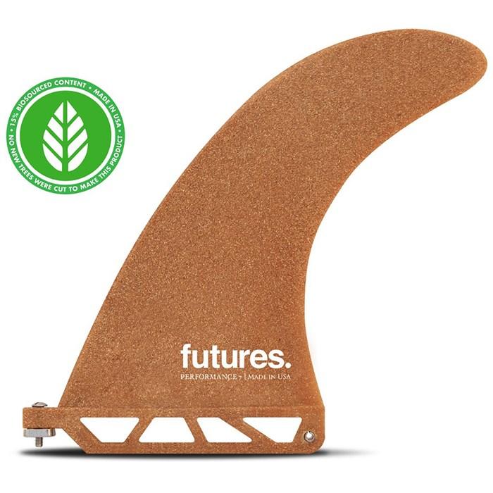 "Futures - 7"" Performance RWC Longboard Fin"