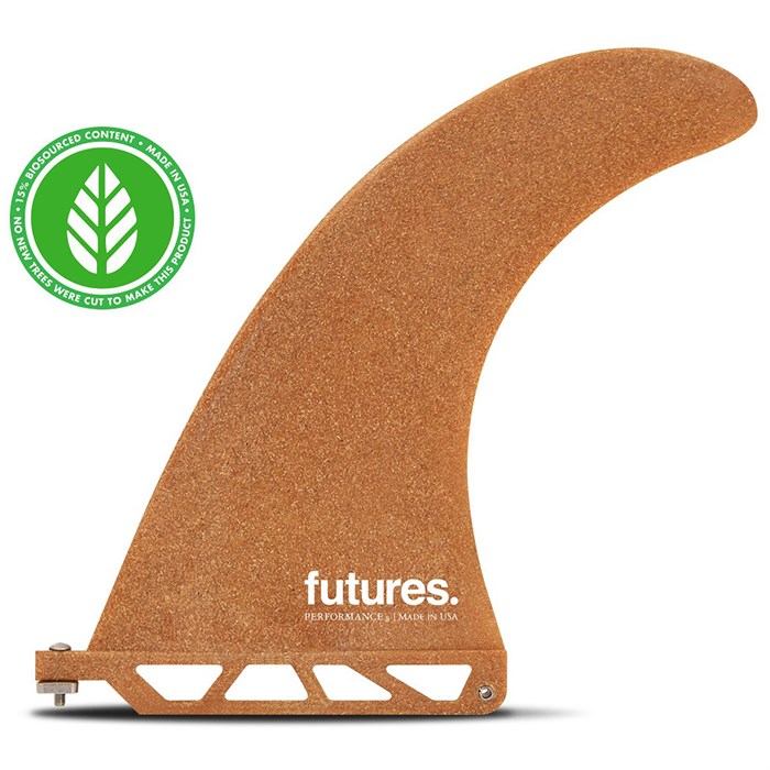 "Futures - 8"" Performance RWC Longboard Fin"