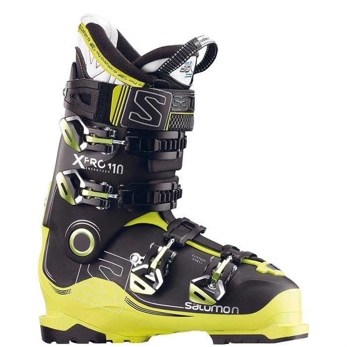 salomon x pro 110 ski boots 2018 evo