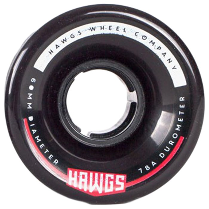 Hawgs - Chubby 78a Longboard Wheels