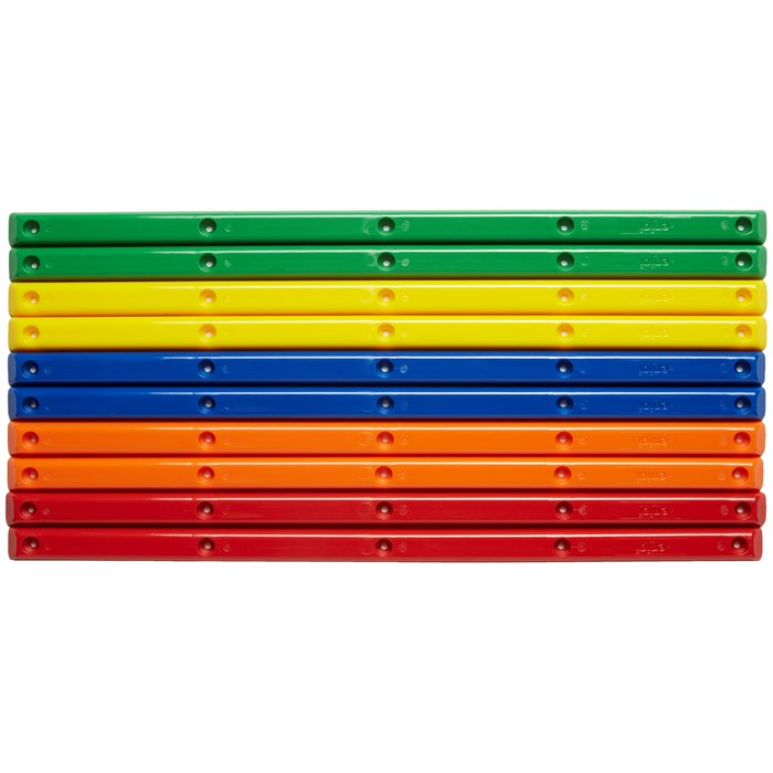 Enjoi - Spectrum Rails 10pk Skateboard Rails
