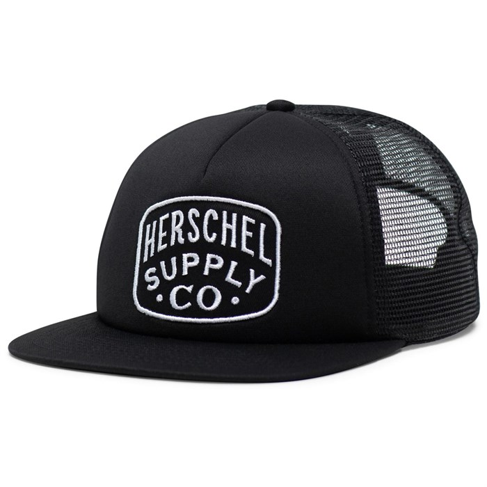 574179ad883e6 Herschel Supply Co. - Whaler Mesh Patch Hat ...