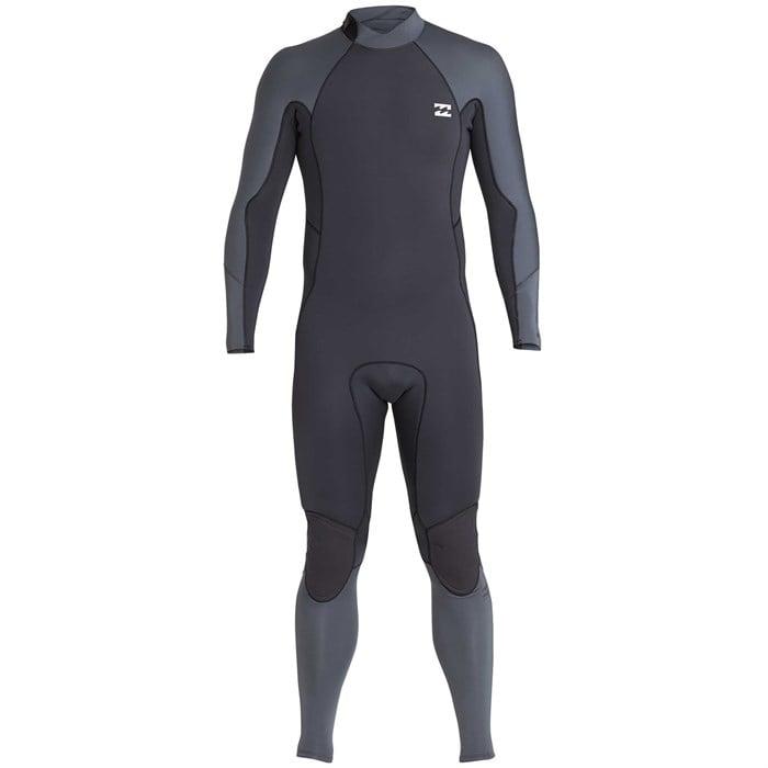 Billabong - 4/3 Furnace Absolute Comp Back Zip Wetsuit