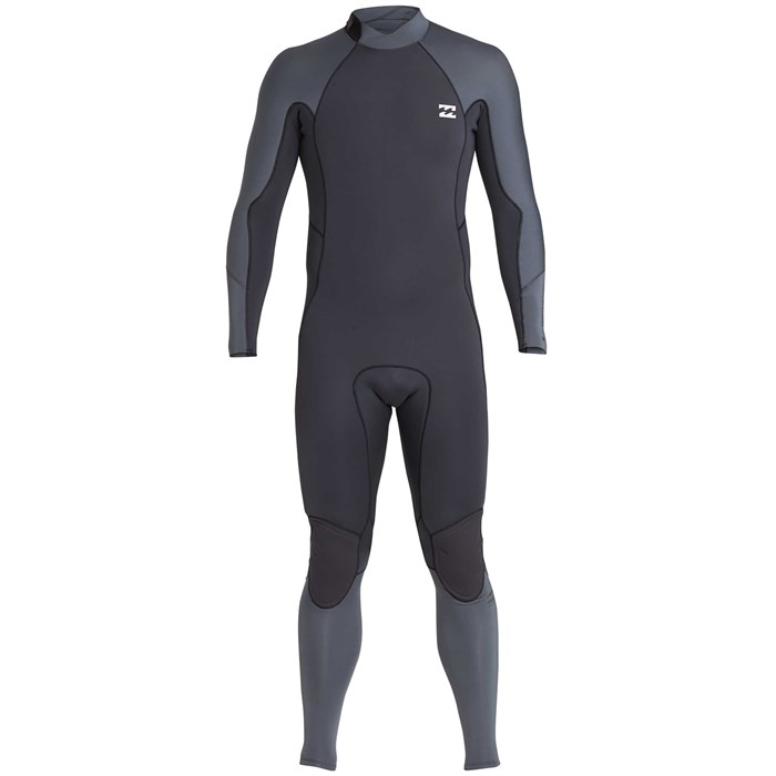 Billabong - 4/3 Furnace Absolute Comp Back Zip Wetsuit