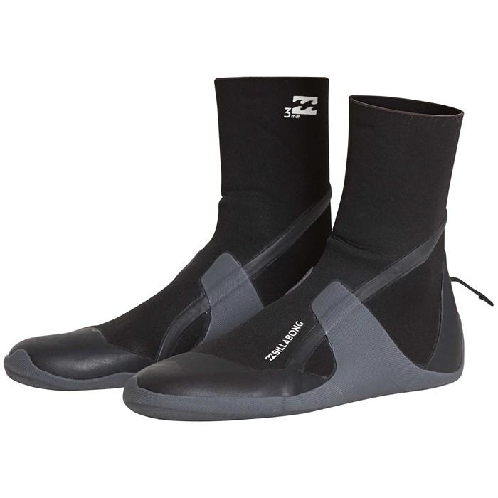 Billabong - 3mm Furnace Absolute Round Toe Wetsuit Booties - Kids'