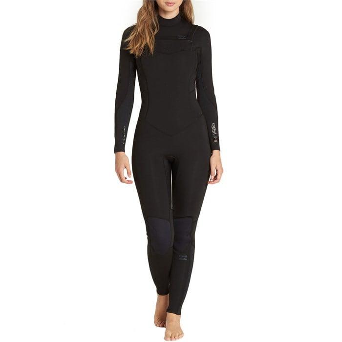 Billabong - 4/3 Furnace Synergy Back Zip Wetsuit - Women's