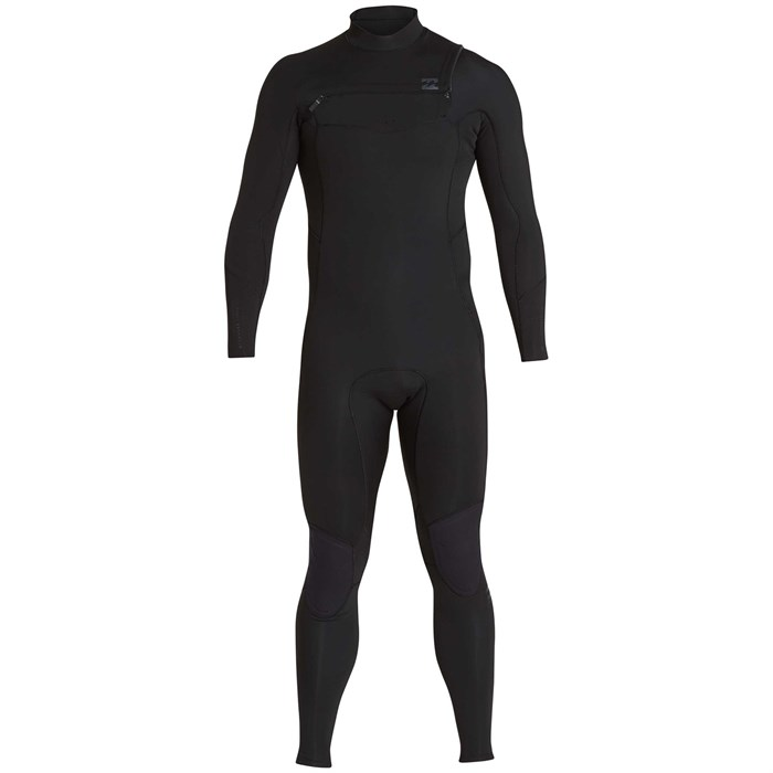 Billabong - 4/3 Furnace Absolute Comp Chest Zip Wetsuit