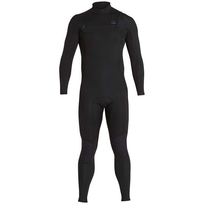Billabong - 4/3 Furnace Absolute Comp Chest Zip Wetsuit
