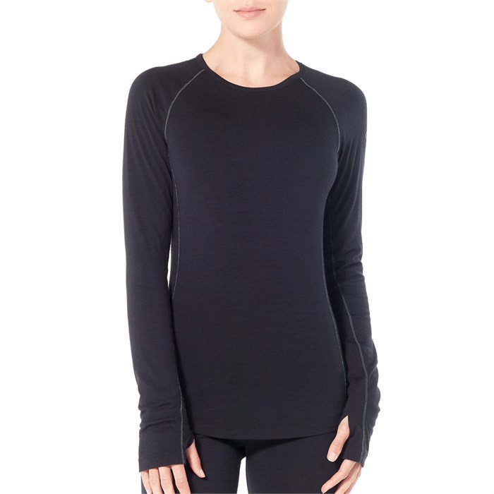 Icebreaker - Zone 200 Midweight Baselayer Crew Top - Women's