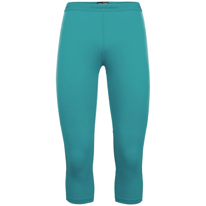 Icebreaker - Zone 200 Midweight Legless Baselayer Bottoms - Women's