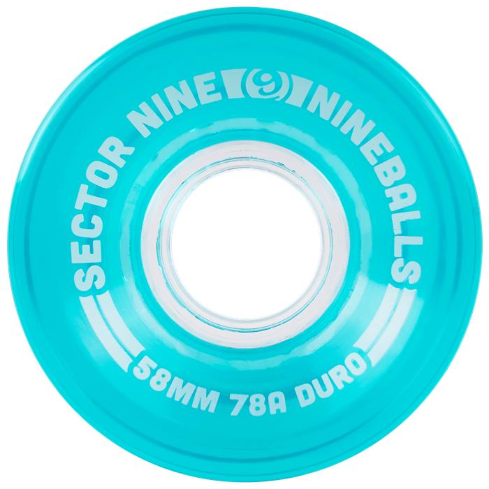 Sector 9 - Nineballs 58mm Longboard Wheels