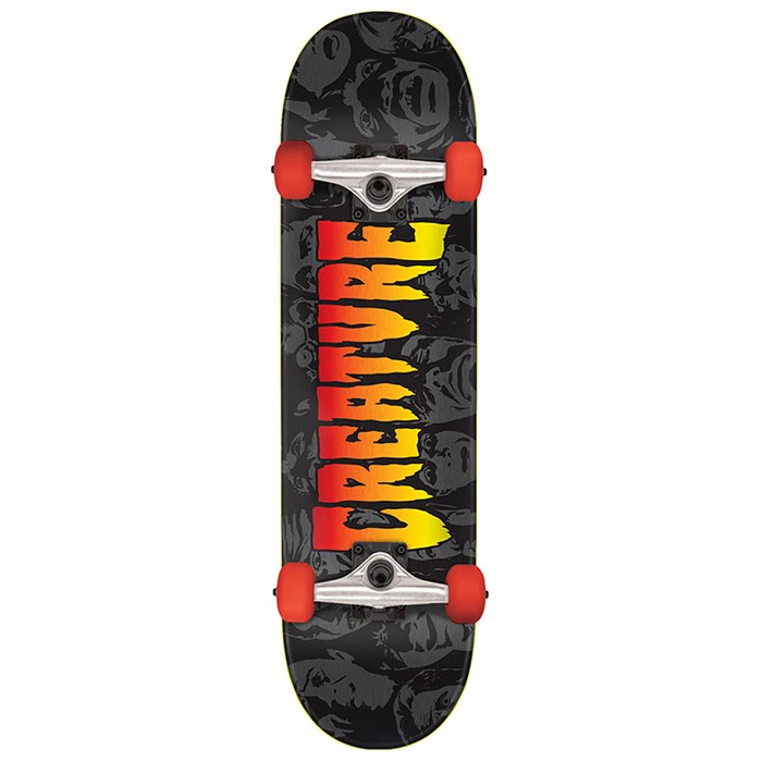Creature - Faces LG 8.0 Skateboard Complete