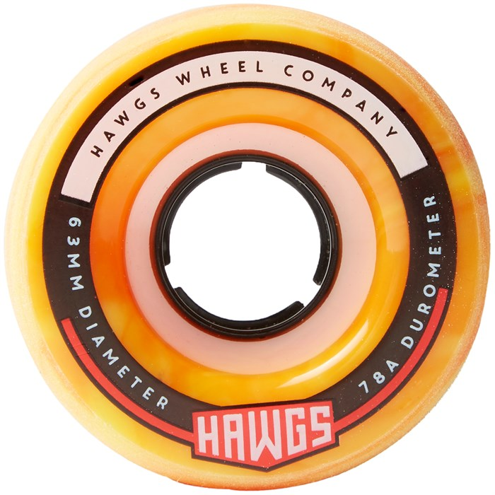 Hawgs - Fatty 78a Longboard Wheels