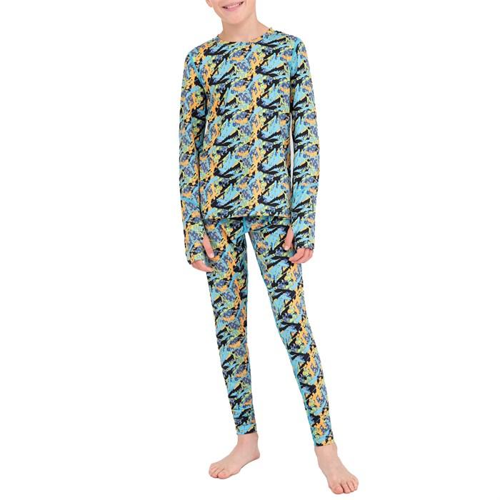 Terramar - Thermolator Baselayer Pants - Kids'
