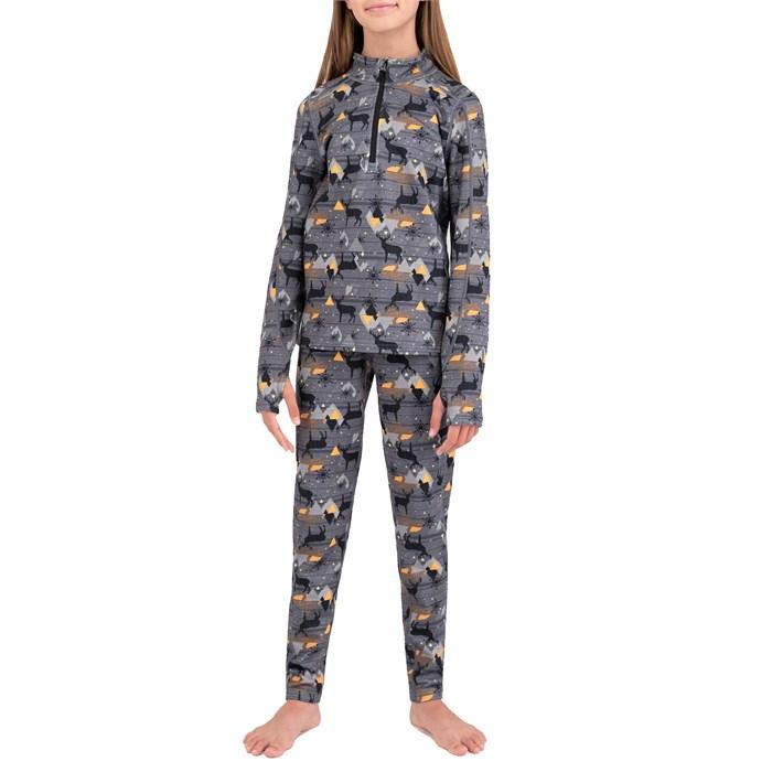 Terramar - Ecolator Baselayer Pants - Kids'