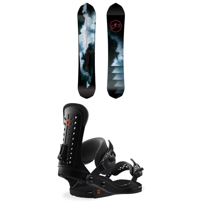 CAPiTA - Navigator Snowboard + Union Force Snowboard Bindings 2019