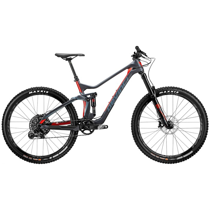 Devinci - Troy Carbon 27 GX Eagle Complete Mountain Bike 2019