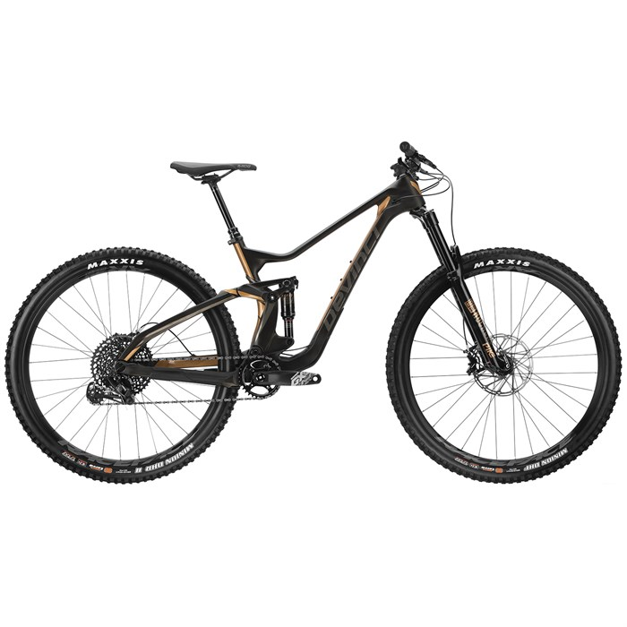 Devinci - Troy Carbon 29 GX Eagle Complete Mountain Bike 2019
