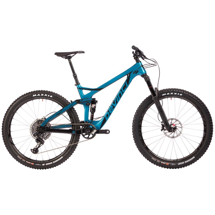 Devinci - Troy Carbon X01 Eagle Complete Mountain Bike 2018