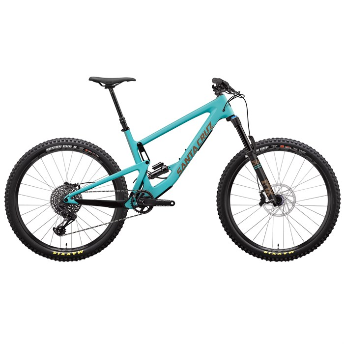 Santa Cruz Bicycles - Bronson C S+ Complete Mountain Bike 2019