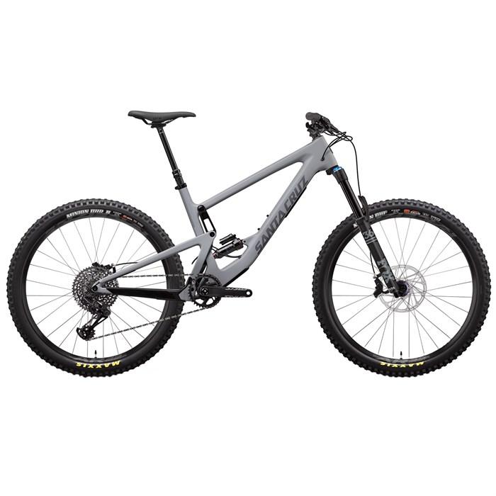 Santa Cruz Bicycles Bronson C S Complete Mountain Bike 2019