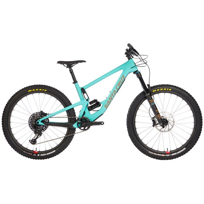 Santa Cruz Bicycles - Bronson C S+ Reserve Complete Mountain Bike 2019
