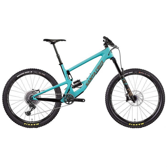 Santa Cruz Bicycles - Bronson CC X01 Complete Mountain Bike 2019