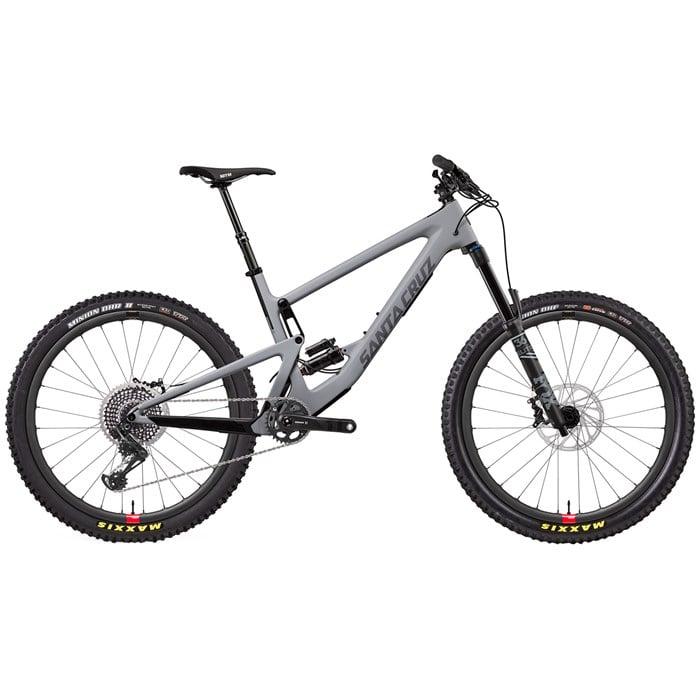 Santa Cruz Bicycles - Bronson CC X01 Reserve Complete Mountain Bike 2019