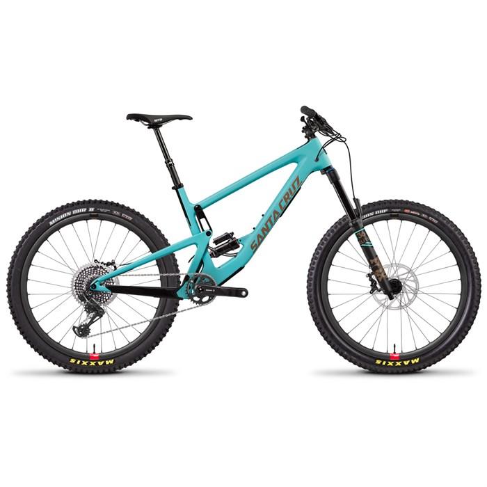 Santa Cruz Bicycles - Bronson CC X01 Reserve Complete Mountain Bike 2019 - Used