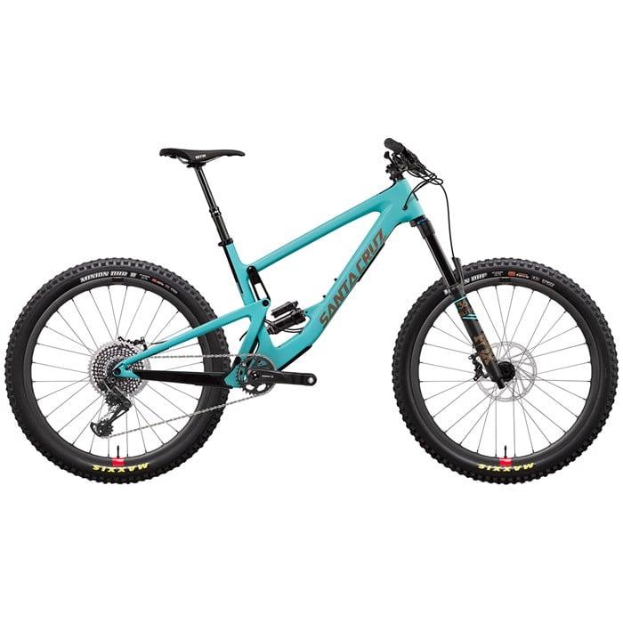 Santa Cruz Bicycles - Bronson CC X01+ Reserve Complete Mountain Bike 2019