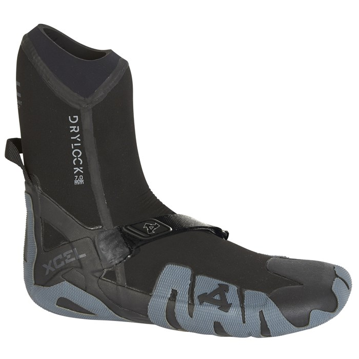 XCEL - 7mm Drylock Celliant Round Toe Boots