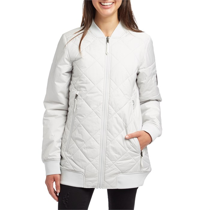 The North Face Jester Bomber Jacket Womens Evo